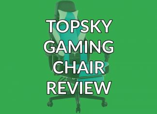 Topsky Gaming Chair Review