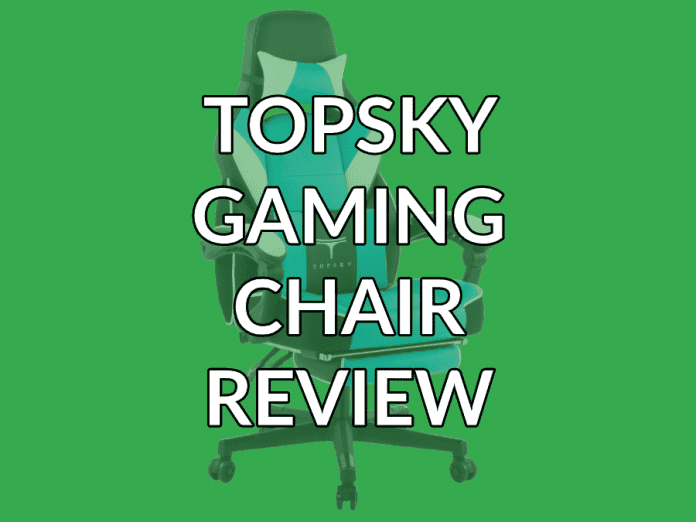 Tremendous Topsky Gaming Chair Review The Game Chair Bralicious Painted Fabric Chair Ideas Braliciousco