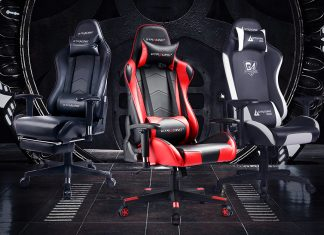 All you need to know about GT Racing gaming chairs